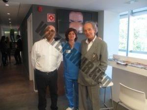 Dr. Konstandinos Siomos -el Dr. Jose Serres de Sevilla