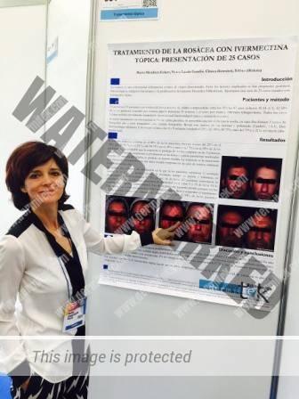 Congreso nacional de dermatología. Dra. Nerea Landa