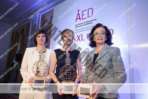 Premio empresarial AED