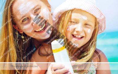 Protección solar. ¿Qué significa cada número que aparece en las cremas solares?