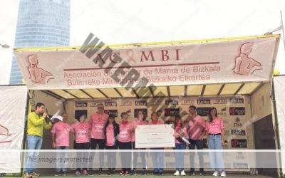 VI carrera de Acambi Bizkaia contra el cáncer de mama