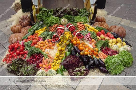 Ventajas de los alimentos orgánicos
