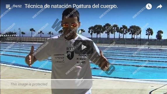 noticias dermitek tecnica de natacion