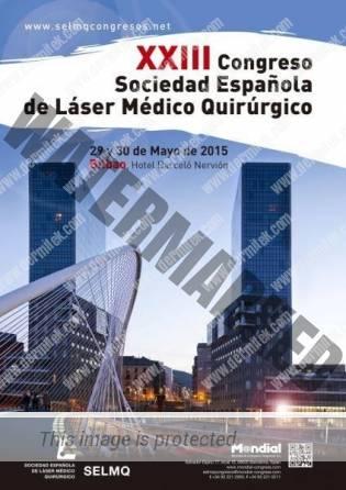 XXIII. Congreso de láser médico quirúrgico. 29 y 30 de mayo en Bilbao
