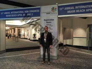 Congreso Internacional de varices 2015