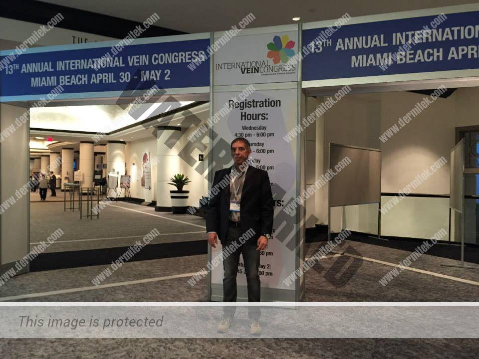 Congreso Internacional de varices 2015