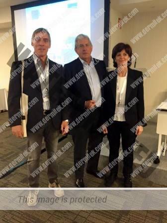 Profesor Pedro Etxenike en el Congreso  de Láser Médico Quirúrgico