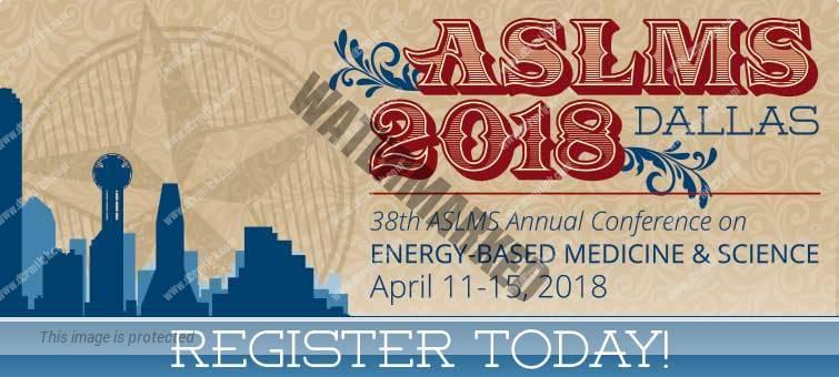 38º Congreso Anual de la Sociedad Americana de Láser Médico-Quirúrgico (ASLMS)