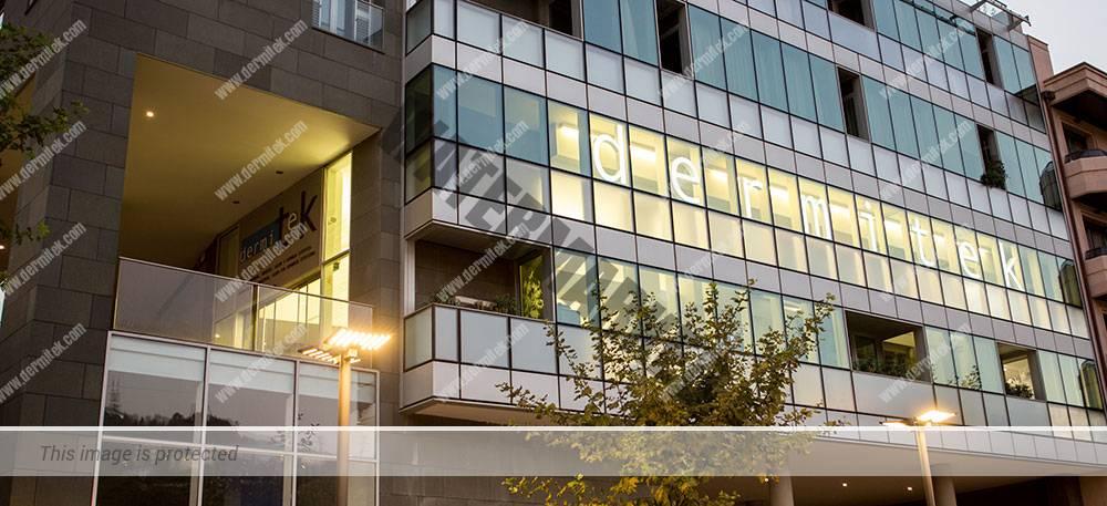 Dermitek, clínica estética en Bilbao con certificado de calidad.