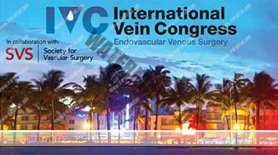 17º edición del International Vein Congress, 2019.