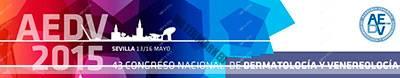 Presentación de estudio sobre la rosácea en el Congreso de Dermatología en Sevilla.