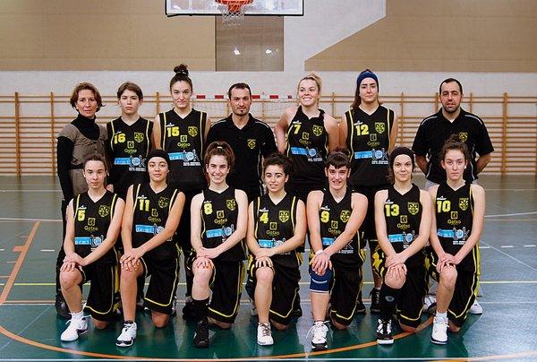 equipo-cadete-Dermitek Getxo Saskibaloia