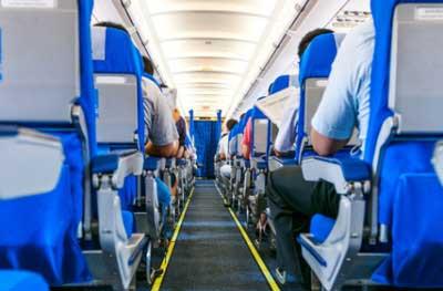 Sindrome de la clase turista: cómo evitar trombos en las piernas cuando viajamos