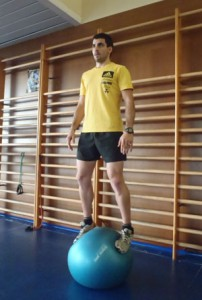Arkaitz, nuestro entrenador personal que nos ayudará a empezar con el deporte