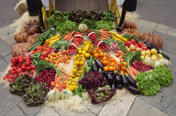 alimentos ecologicos organicos ventajas