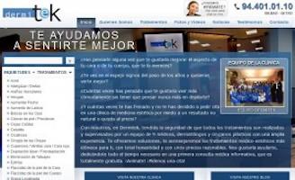 Dermitek presenta su nuevo chat online en www.dermitek.com