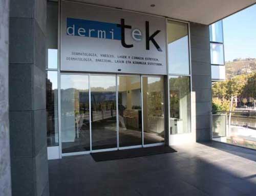 clinica dermitek bilbao