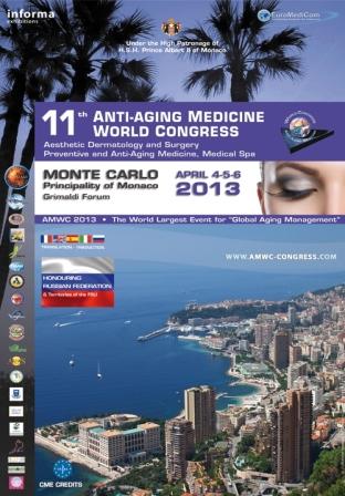 Congreso anual mundial de medicina de antienvejecimiento