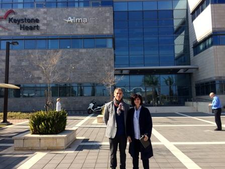 Varices: Dr. Azpiazu invitado como experto por Alma Surgical