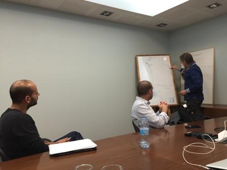 Dr. Azpiazu invitado como experto en Alma Laser