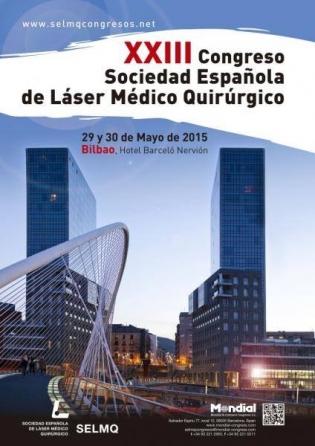 congreso sociedad espanola laser medico quirurgico