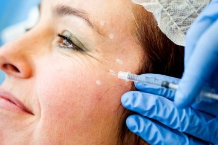Eliminar arrugas con Botox. Dermitek