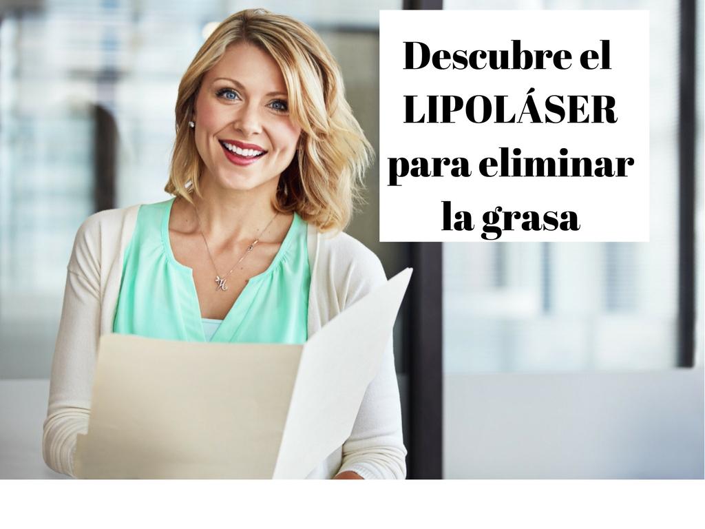 lipolaser para eliminar la grasa