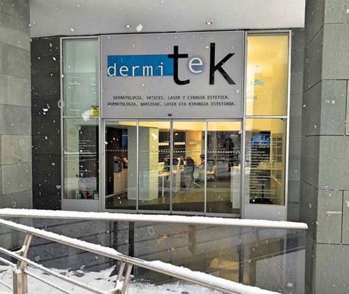 dermitek clínica nevando 2018