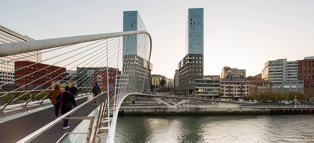 Clínica estética Dermitek en Bilbao.