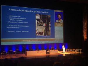 presentacion Dr. Landa en el GEDET