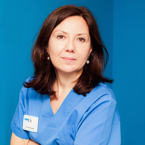 Doctora Ana Lázaro Ruiz