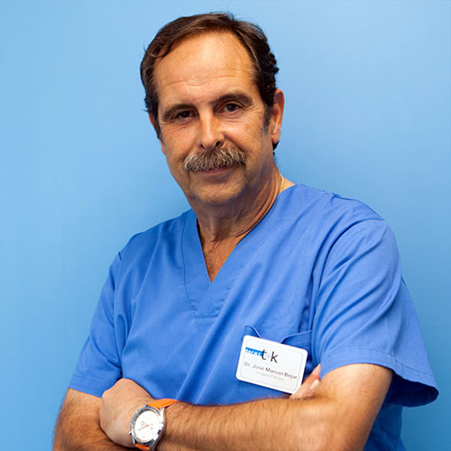 Doctor Jose Manuel Béjar
