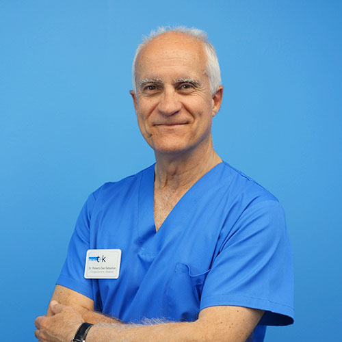Doctor Roberto San Sebastián